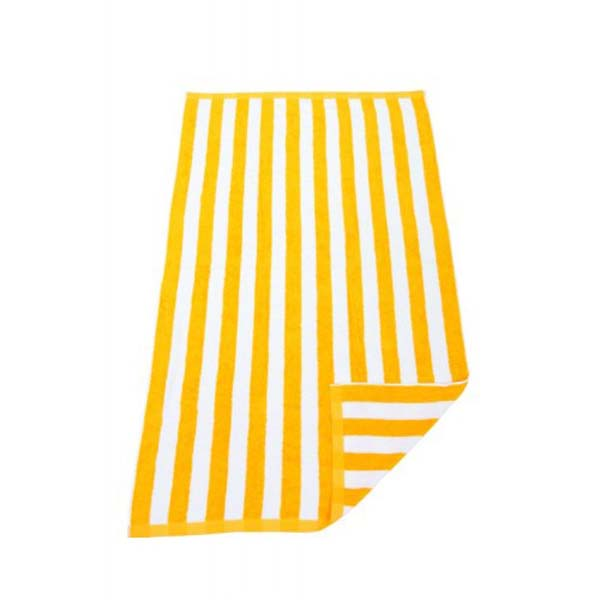 Hawaiian Stripe Beach towel