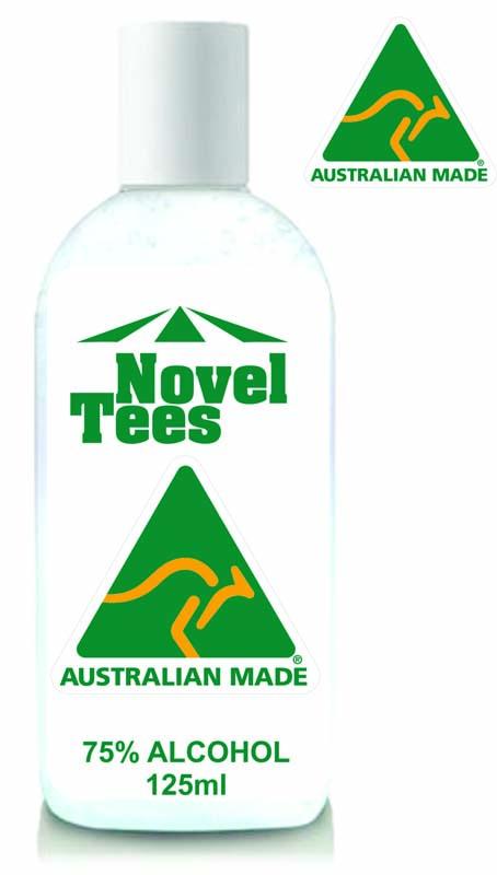 125ml Sanitiser Made in Australia