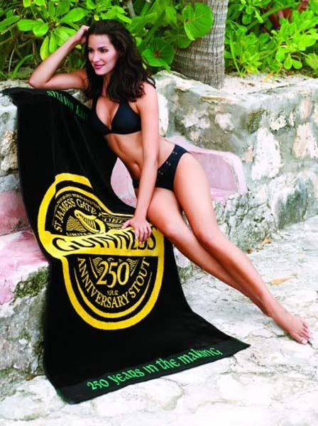 Indent woven Extra Large Beach towel