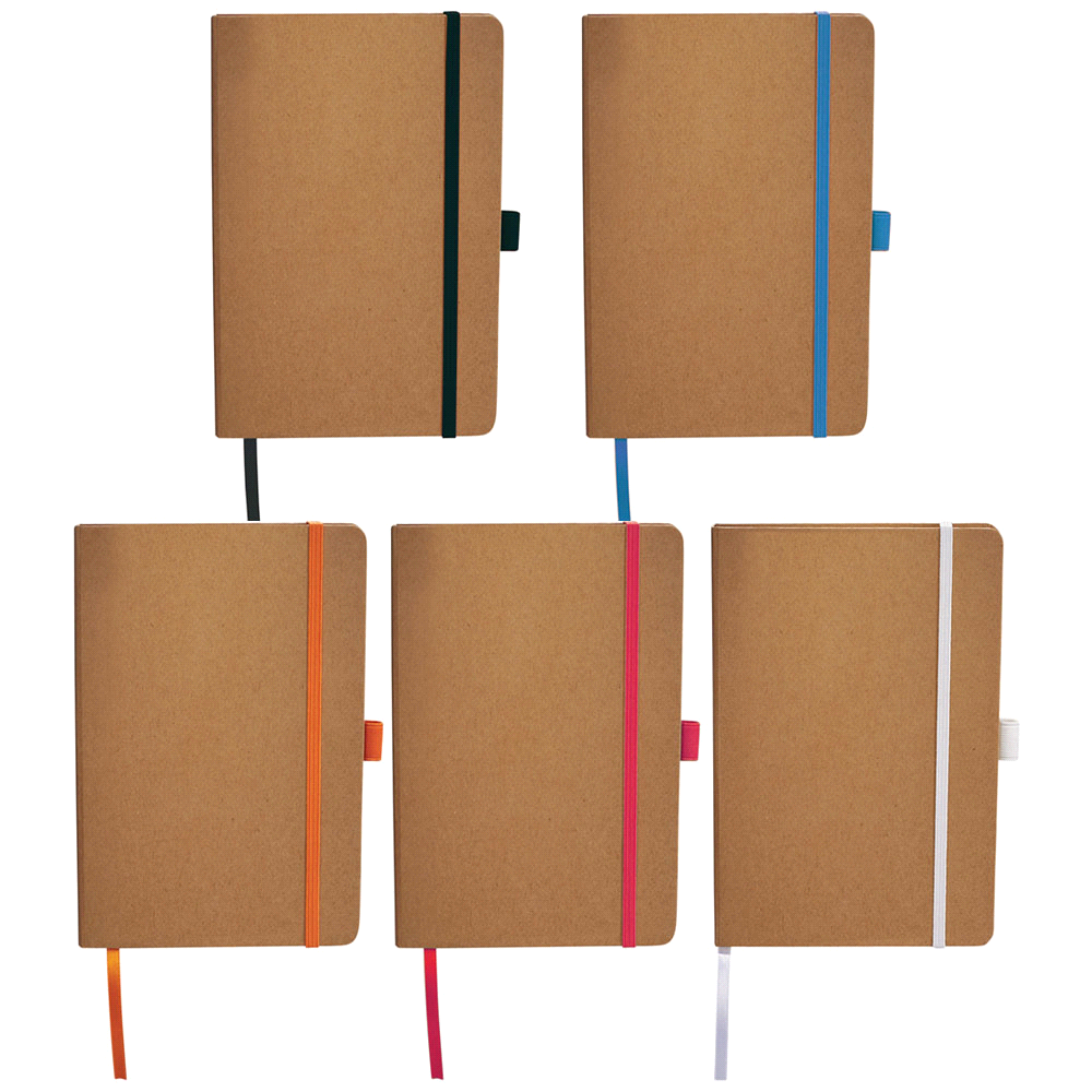 Eco Colour Bound JournalBook