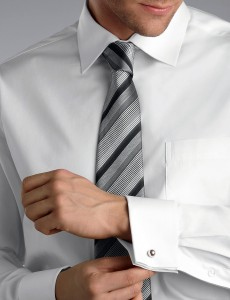 John Kevin Premium White Oxford Shirt