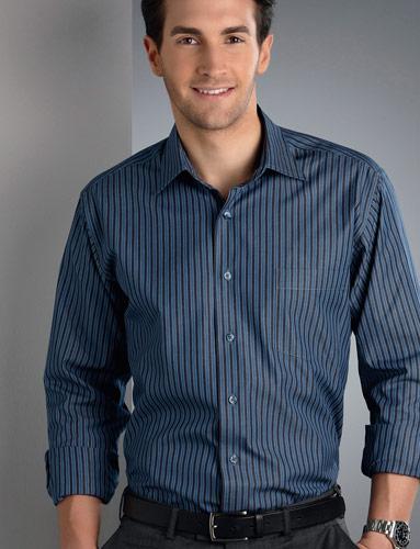 John Kevin Bold Stripe Shirt