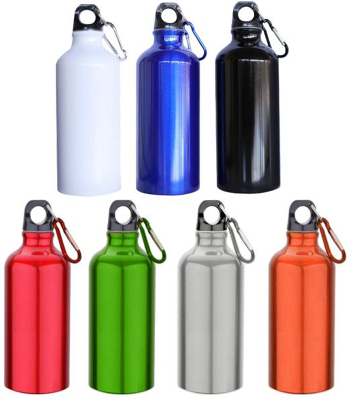 Travel Aluminium Drink Bottle