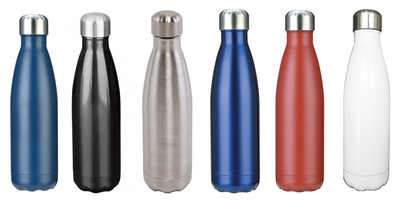Premium Double Wall Steel Bottle 500ml