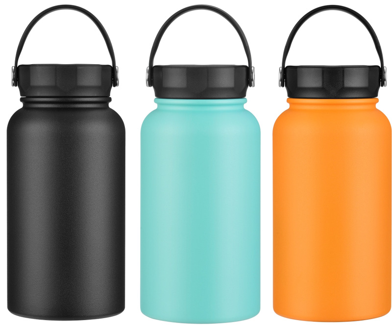 Powder Stainless Bottle