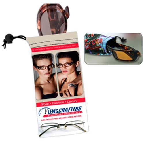 Promotional Micro Fibre Sunglass Pouch
