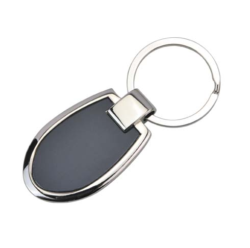 Le Mans Shield Key Ring