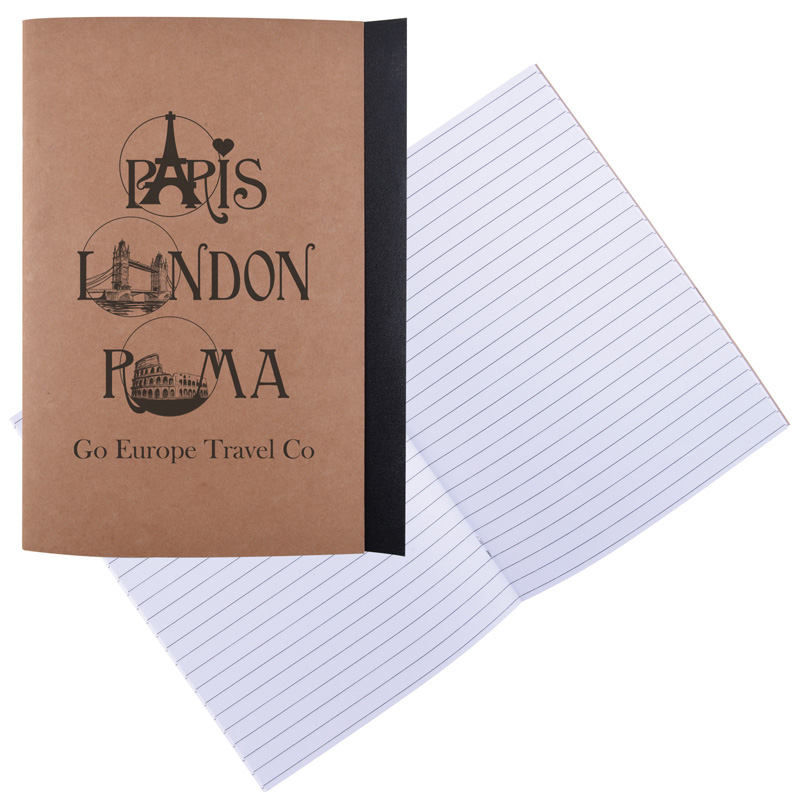 Tourist A5 Notebook