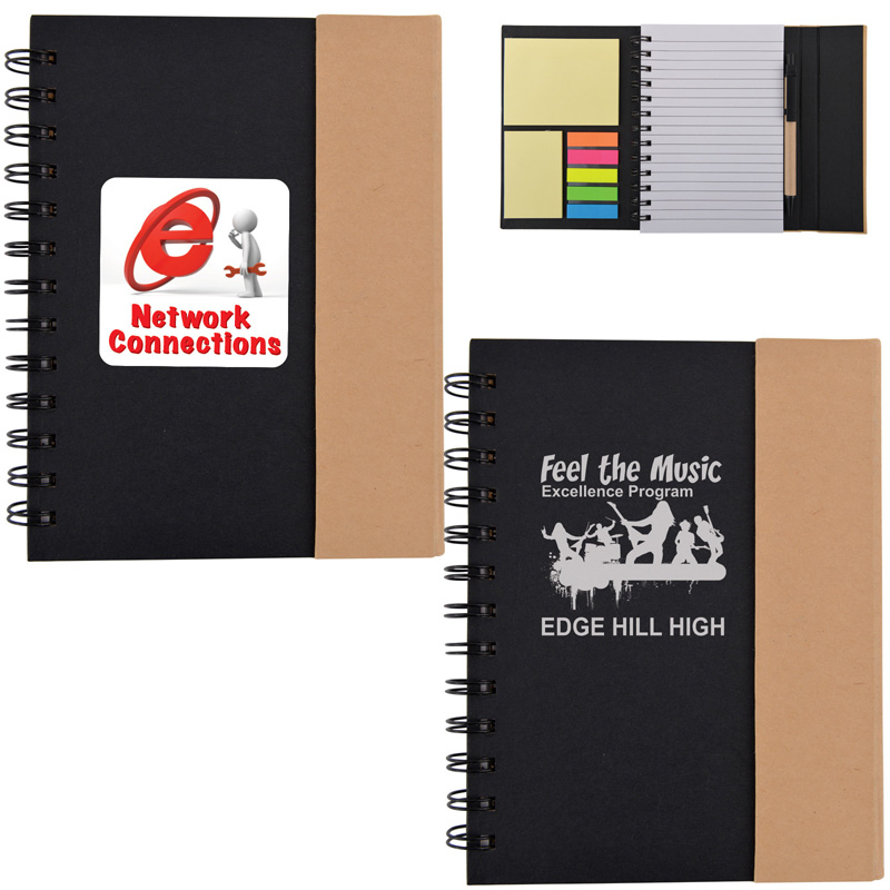 Trek Recyclable Notebook