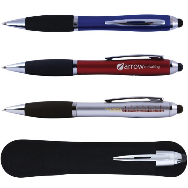 Santa Fe Stylus Ballpoint Pen