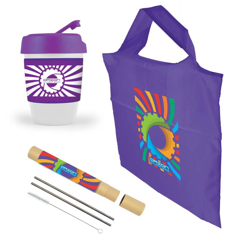 Reusable Eco Promotional Pack