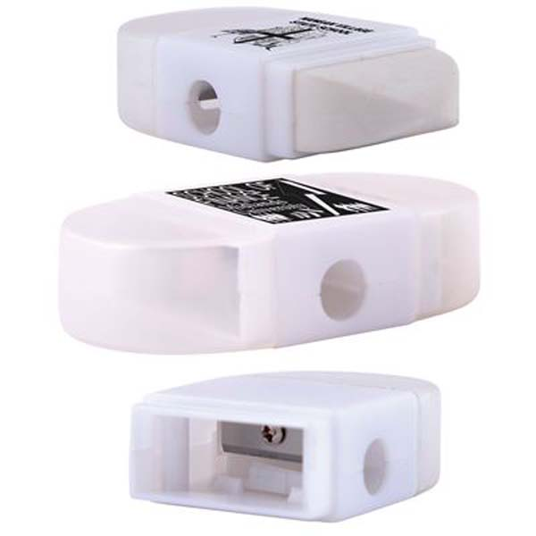 2 in 1 Pencil Sharpener / Eraser