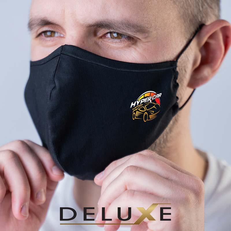 Premium adjustable cotton face mask