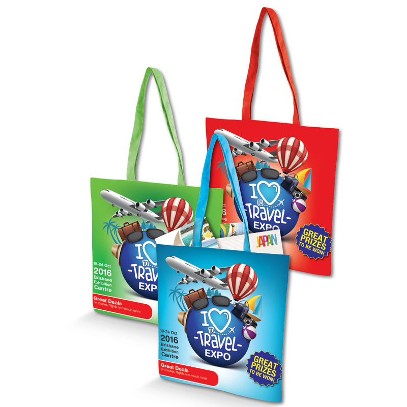 Full Colour Promo Cotton Bag