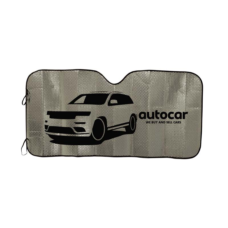 Metallic Car Sun Shade