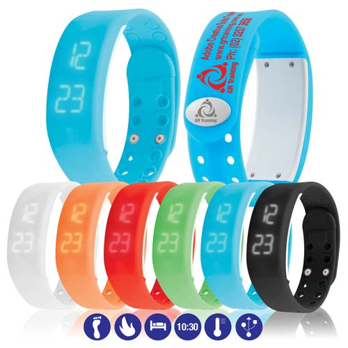 StayFit Fitness Band (Indent)