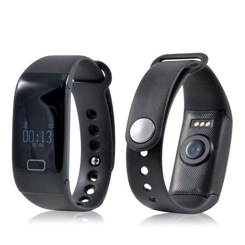 MyFit Fitness Band with Heart Rate Monitor (Indent)