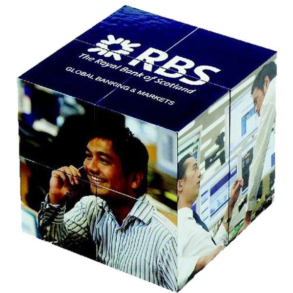 Promotional Magic Cubes - 5cm