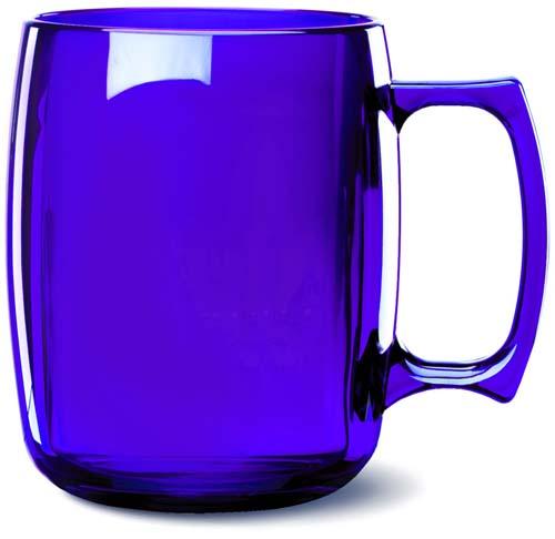 Courier Mug