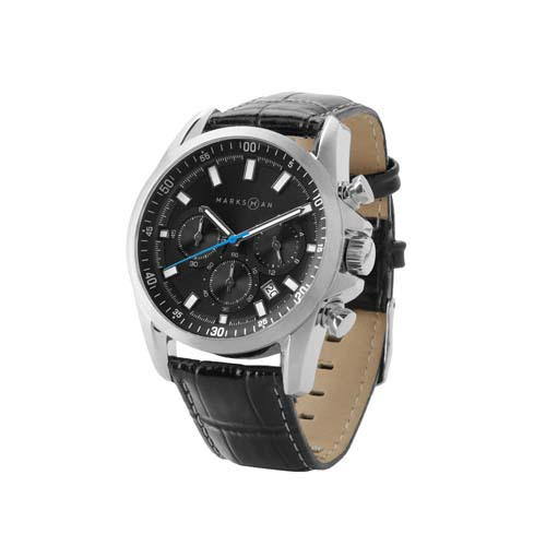 Marksman Classic Chrono Watch