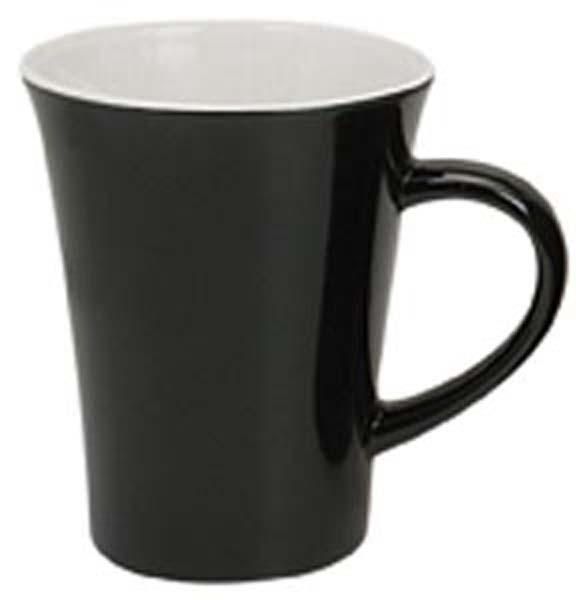 Two Tone Montreal Printed Coffee Mug
