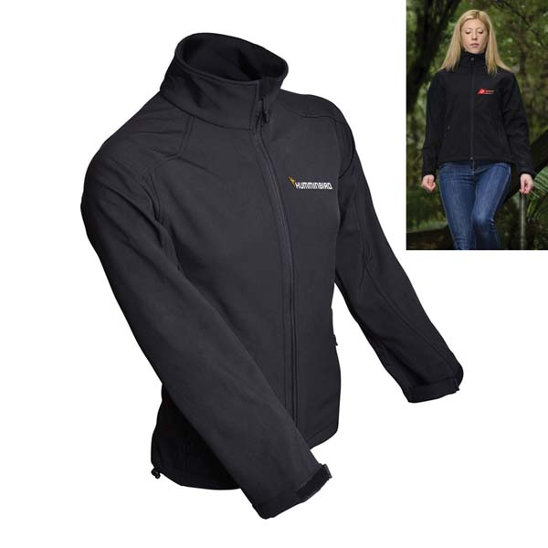The Trek Soft Shell Jacket