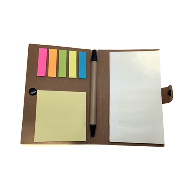 Adhesive Marker NotePad and Book