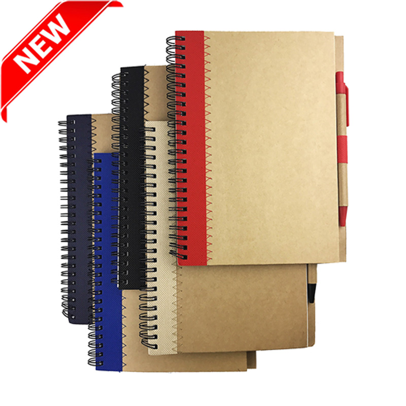 Envi A5 Recycled Paper NoteBook