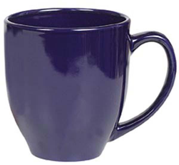 New York Dark Colour Promotional Mug