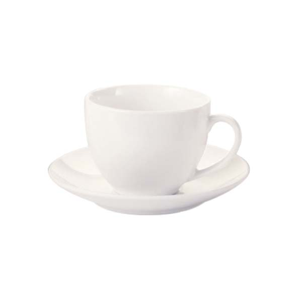 Maxwell & Williams - White Basics Cup & Saucer