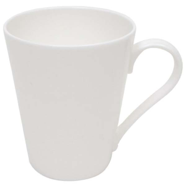 Maxwell & Williams - White Basics Conical Mug