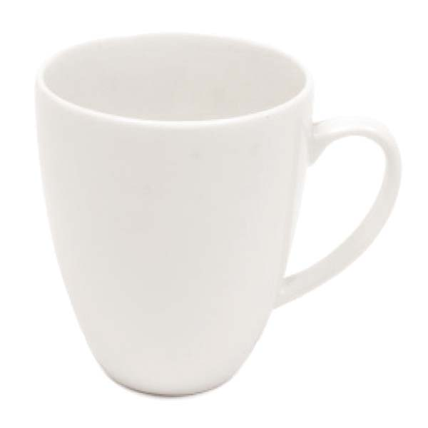 Maxwell & Williams - White Basics Coupe Mug Large