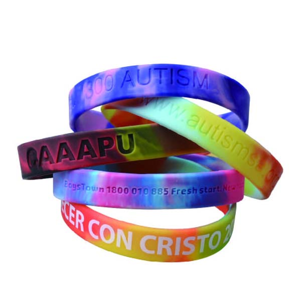 MultiColoured Wristband