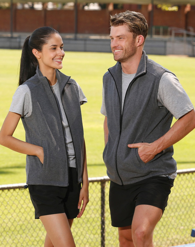 Bromley Polar Fleece Vest Unisex