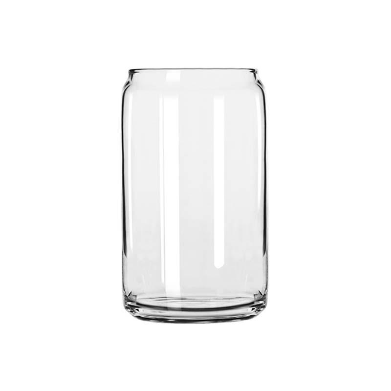 Can Shape Glass 473ml