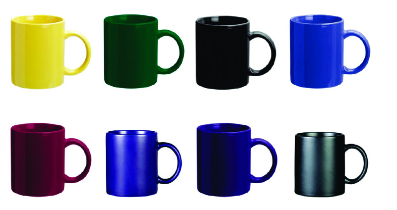 Dark Colour Classic Can Mug
