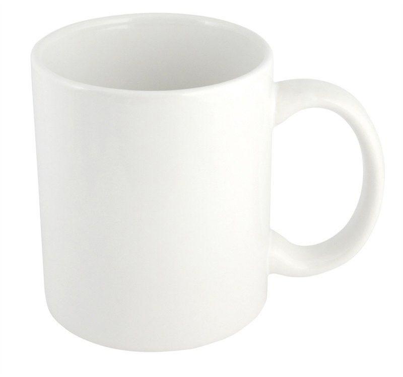 White Classic Can Mug
