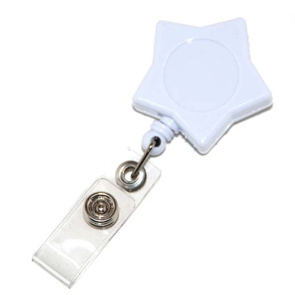 Star Retractable Card Holder