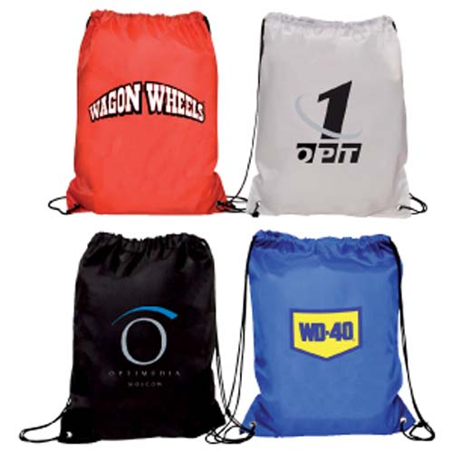 Nylon Gym Backsack