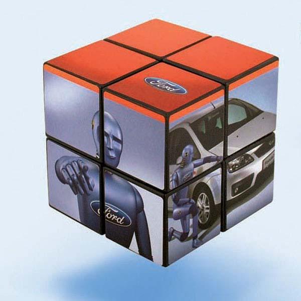 Promo Rubik Cube 2x2  (57cm)