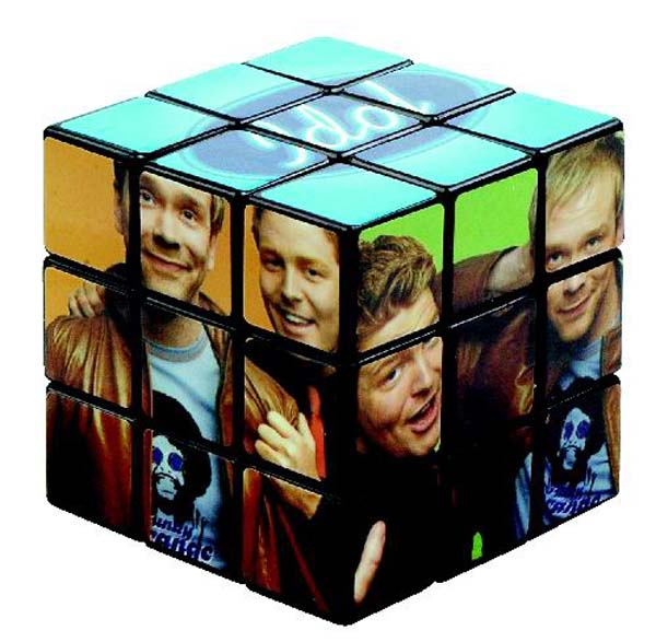 Promotional Runk's Cube 57x57x57