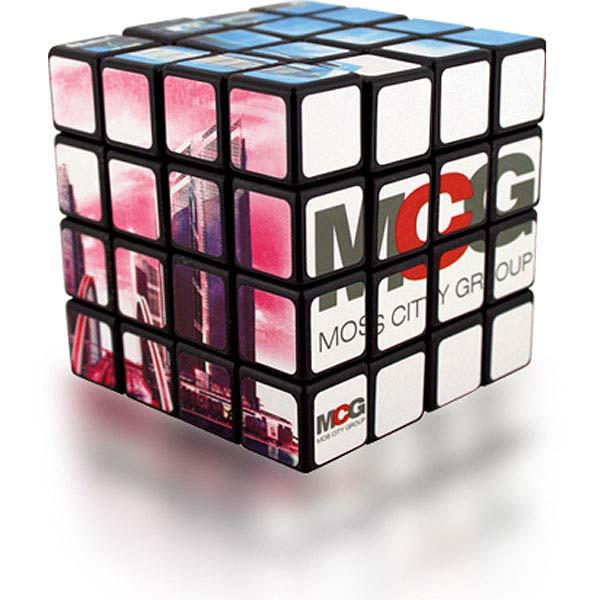 Large Promotional Rubik Cube 4x4 (64mm)