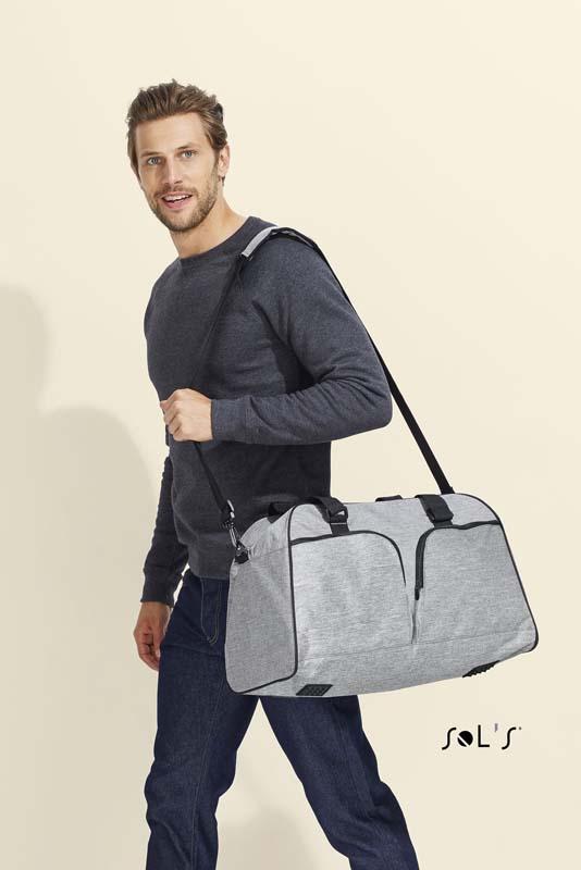 Hudson Polyester Travel Bag