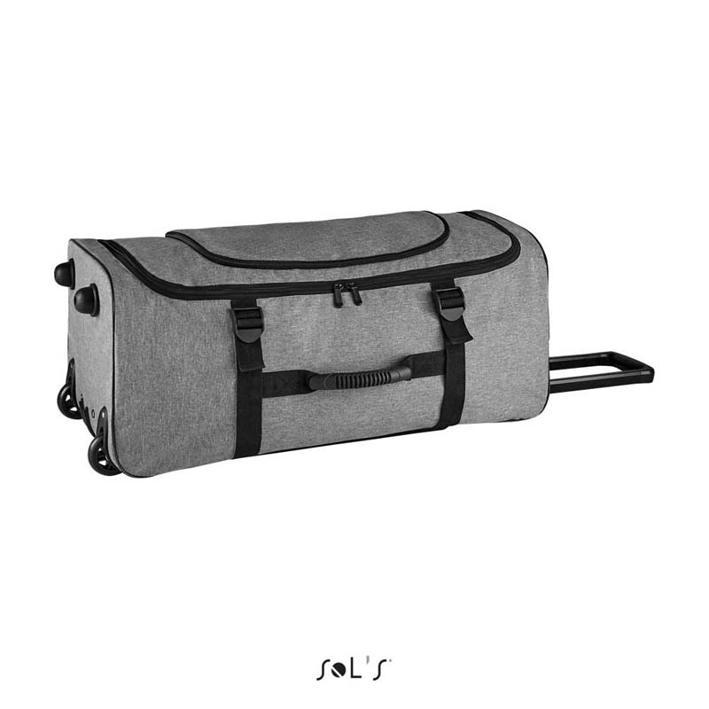 Globe Trotter 68 Trolley Suitcase