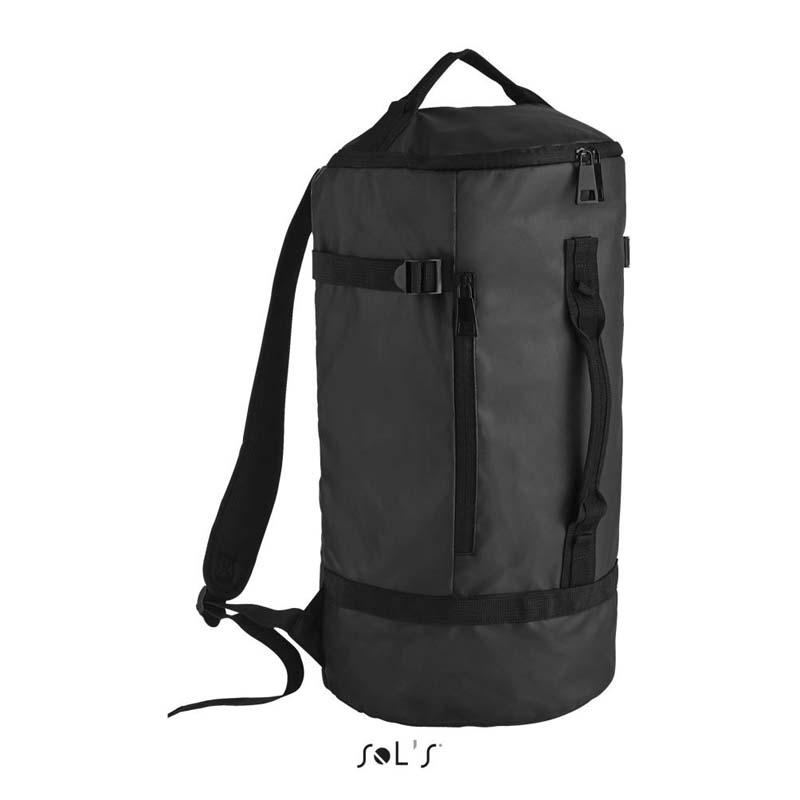 Carbon Coated Canvas Backpack