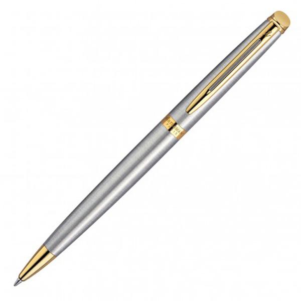 Waterman Hemisphere Rollerball Pen- Silver/Gold