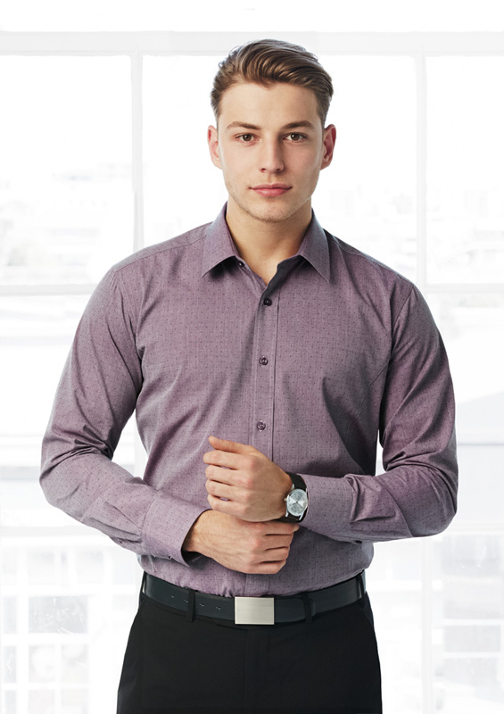 Mens Trend L/S Shirt