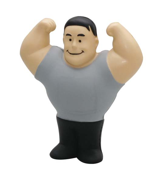Stress Muscle Man