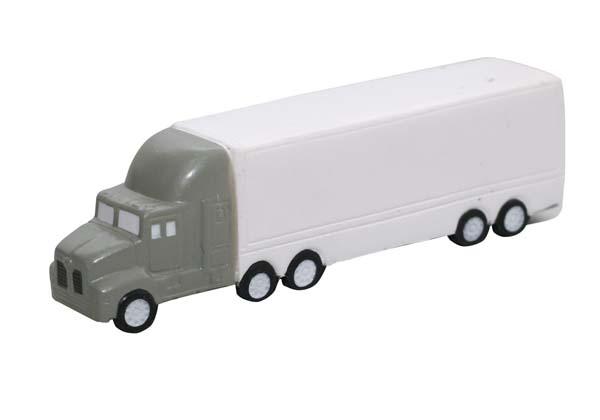 Stress Long Truck