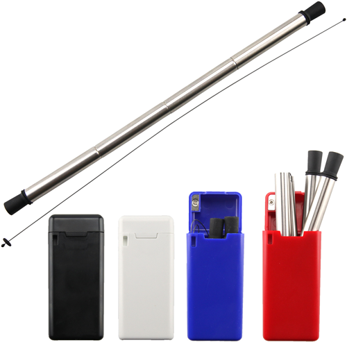Gana Foldable Metal Straw
